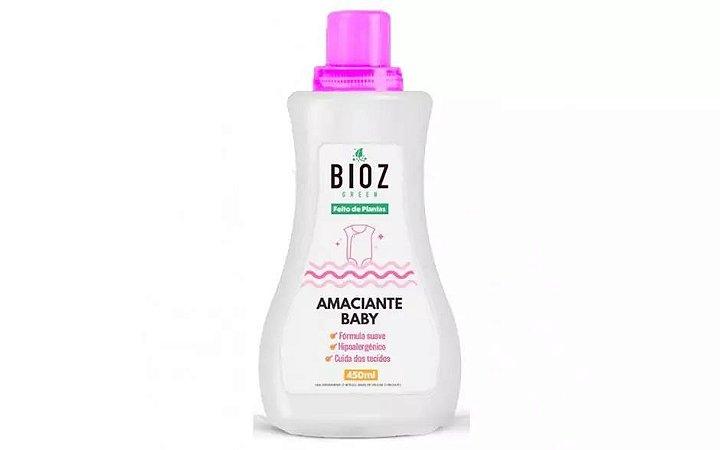 Amaciante para Roupas Natural Baby 450ml Bioz Green