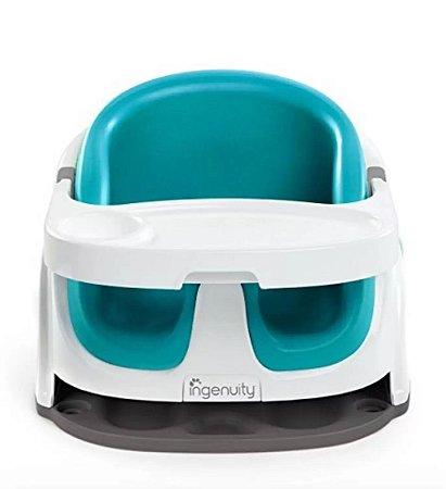 Cadeira de Alimentação Assento 2 em 1 Ingenuity Baby Base Verde Claro - 11574