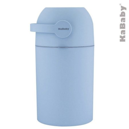 Lixeira Mágica Anti-Odor Azul Kababy - 11200A