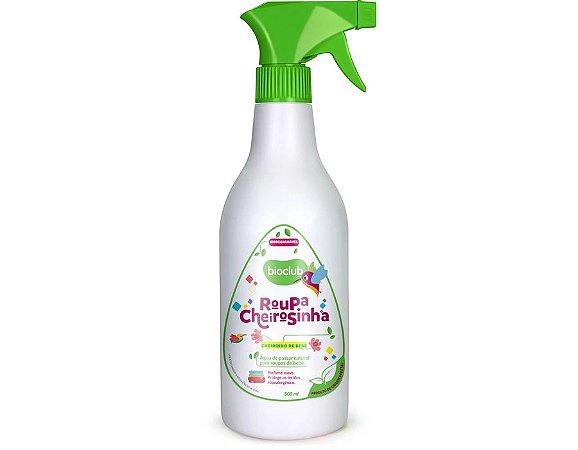 Água de Passar Perfumada Cheirinho de Bebê Bioclub Baby 500ML- BIO00012