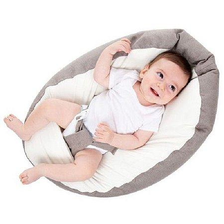 Puff Ninho Babypil com Cinto de Segurança - PF001