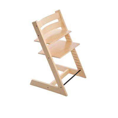 Cadeira de Crescimento Tripp Trapp Natural