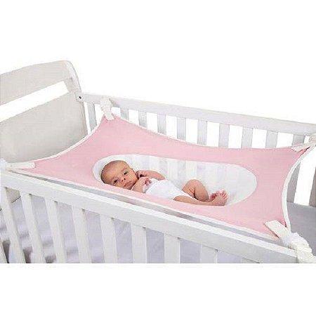 Cama Primeiro Sono Recém Nascido Rosa Babypil - 99031R