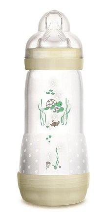 Mamadeira First Bottle / Easy Start Autoesterilizável MAM - 320ML Neutral - 4679TAR