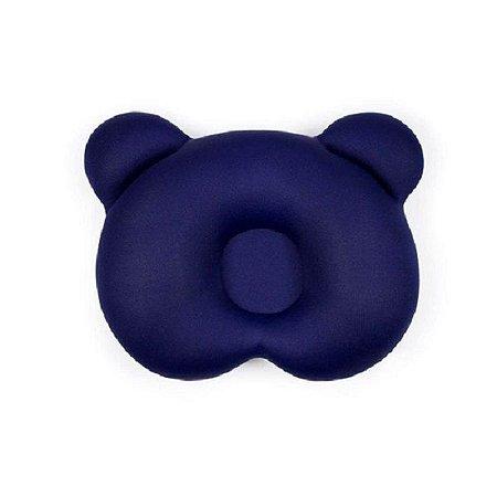 Almofada Ergonômica para Cabeça Urso Azul Baby Pil - AE001