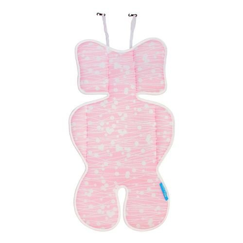 Almofada para Bebê Conforto Rosa Clingo - C2118