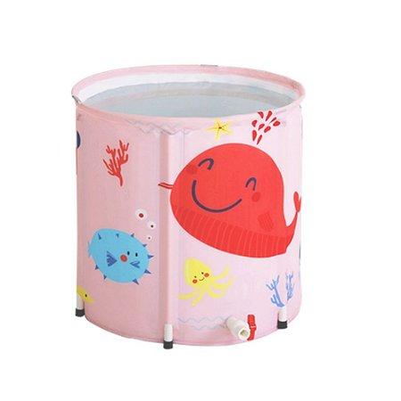 Banheira Ofuro  Rosa Baby Pil - BOFR