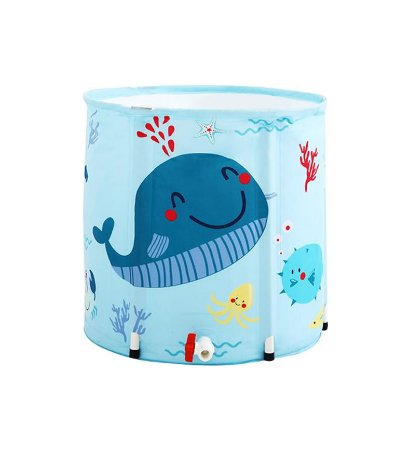 Banheira Ofuro Azul Baby Pil - BOFA