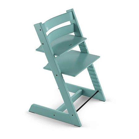 Cadeira de Crescimento Tripp Trapp Azul Agua