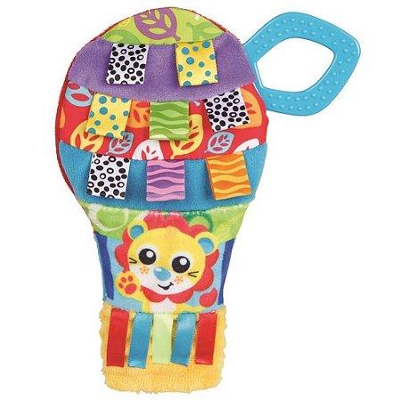 Brinquedo Sensorial Multitextura com Mordedor Silicone Balão - PG187227