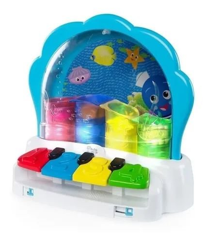 PIANO INFANTIL POP E GLOW 2X1 - BABY EINSTEIN - 10804