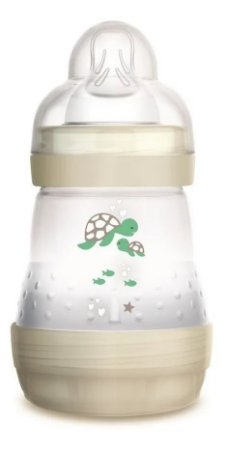Mamadeira First Bottle Autoesterilizável Mam - 160ml Neutral - 4652TAR
