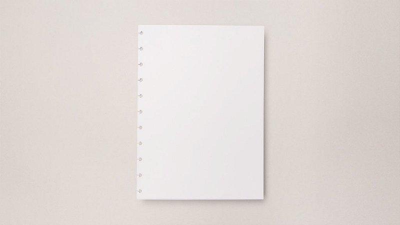 Refil Liso Grande - 90g | Caderno Inteligente