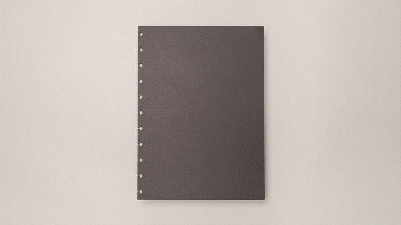 Refil Black - Grande | Caderno Inteligente