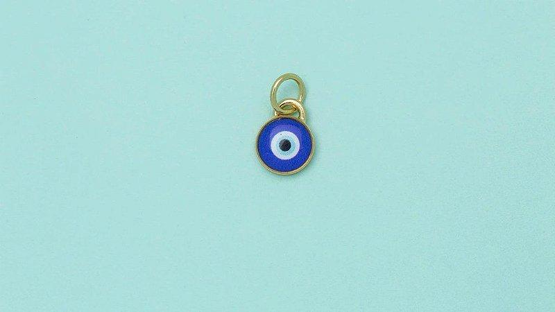Pingente - Olho Grego | Caderno Inteligente