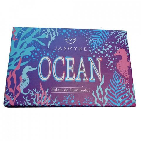 Paleta de Iluminador Ocean Jasmyne