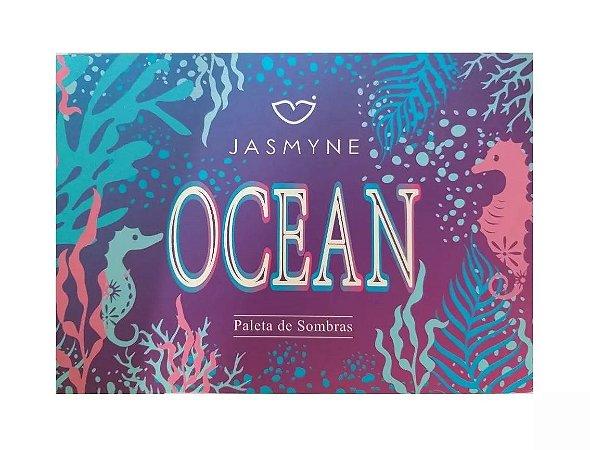 Paleta de Sombras Ocean – Jasmyne