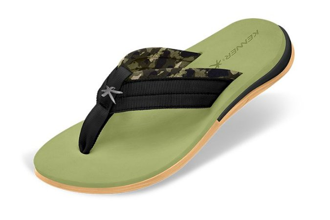 Chinelo Kenner Action Gel - Masculino