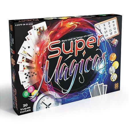 Jogo Super Magicas - Grow