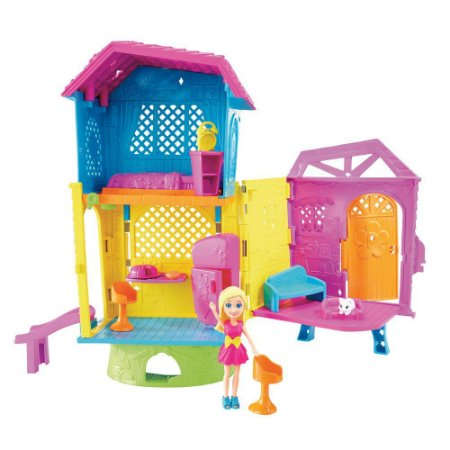 Polly Pocket Super Club House Mattel