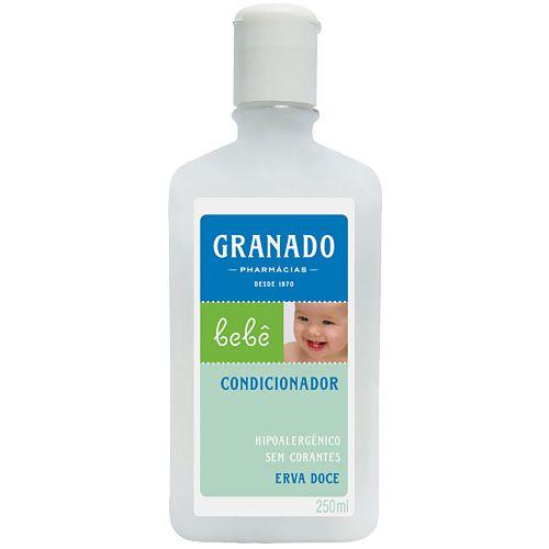 Condicionador Bebê Erva-Doce 250ml Cremer Granado