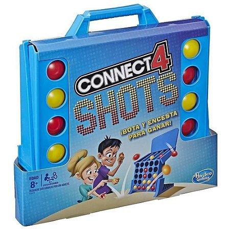 Jogo Connect4 Shots Hasbro