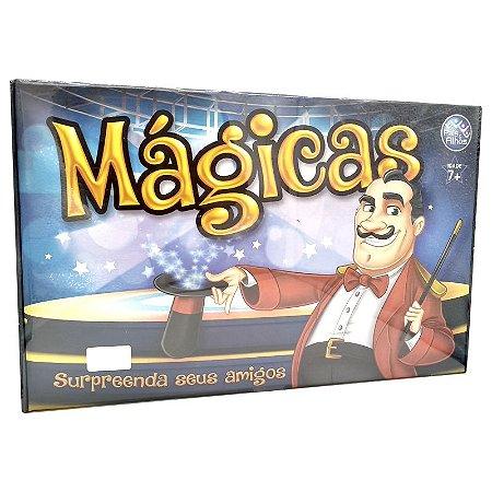 Jogo De Magicas Pais e Filhos