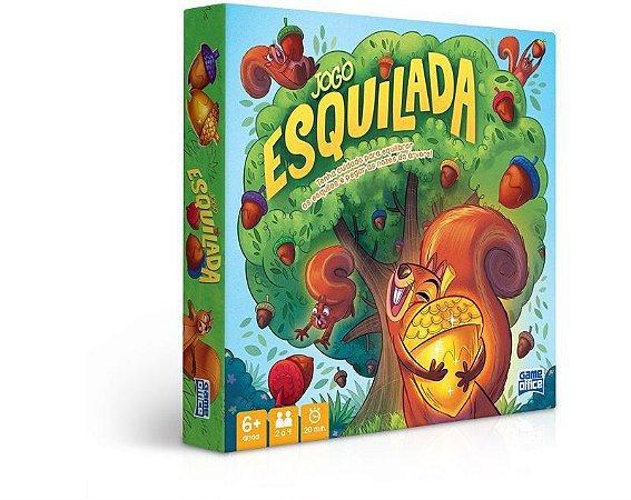 Jogos Educativos Esquilada - Toyster
