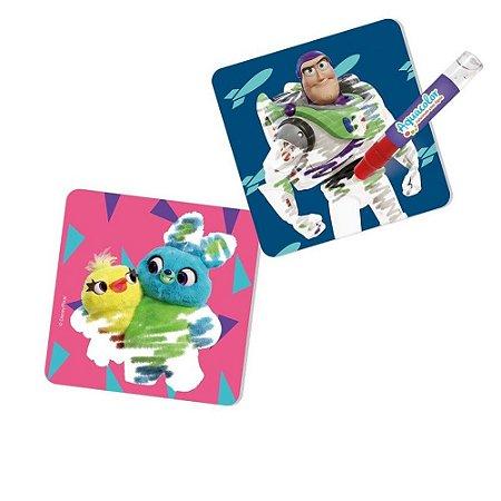 Toy Story 4 Aquacolor Colorindo Com Água - Toyster