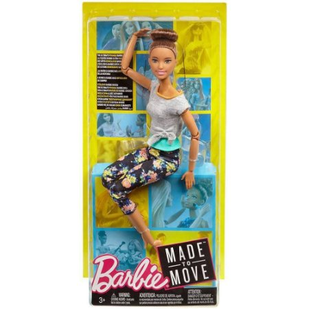 Barbie Morena Yoga Mattel