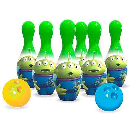Jogo De Boliche Toy Story 4 Alien Disney - Líder