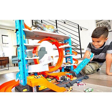 Hot Wheels Ultimate Garagem - Mattel