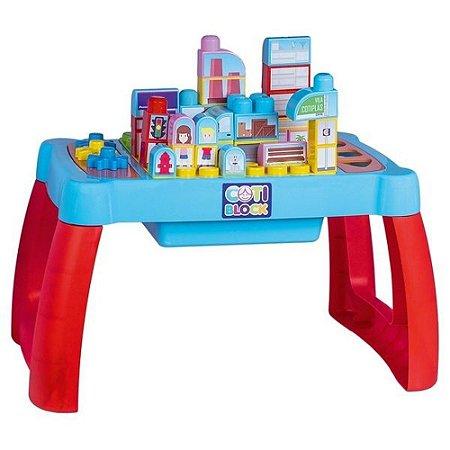 Brinquedo Infantil Mesa Interativa Didática - Cotiplás