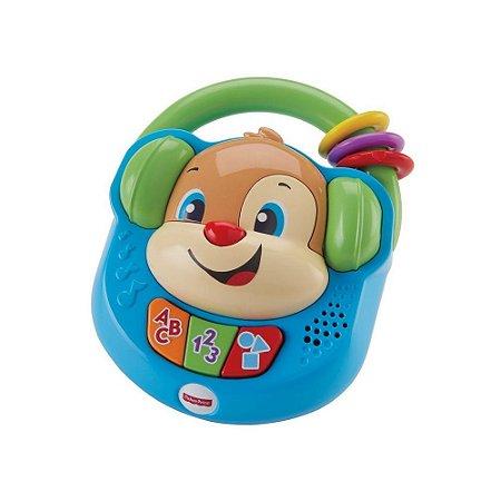 Player Musical Aprender E Brincar Cachorrinho Fisher-Price Mattel