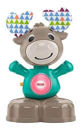 Brinquedo de Atividades Linkimals Alce Musical Fisher-Price Mattel