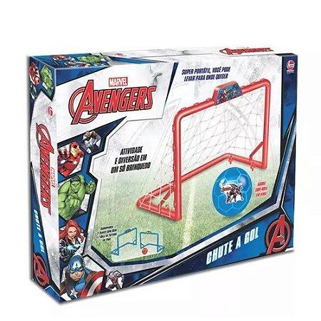 Rede Chute A Gol Marvel Avengers 2148 -  Líder
