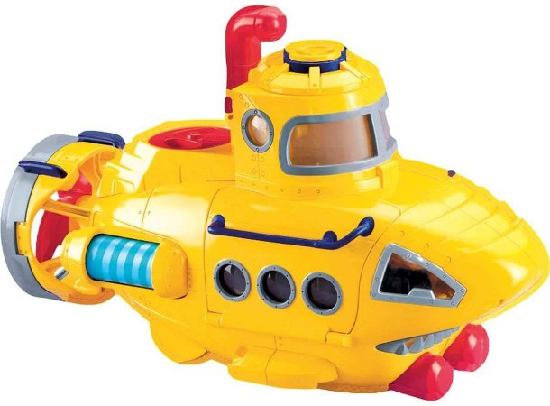 Submarino Aventura Imaginext Fisher-Price Mattel