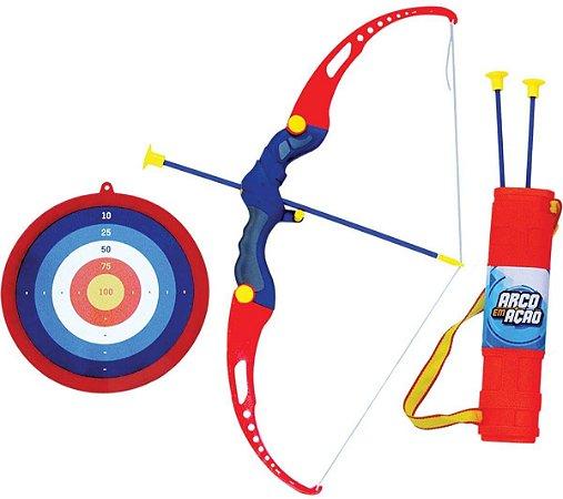 Conjunto Arco e Flecha com Mira de Led - Belfix