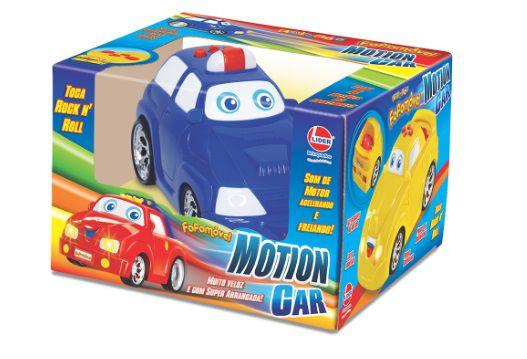 Motion Car - Lider