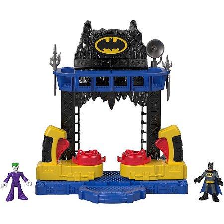 Imaginext DC Batalha na Batcaverna Mattel
