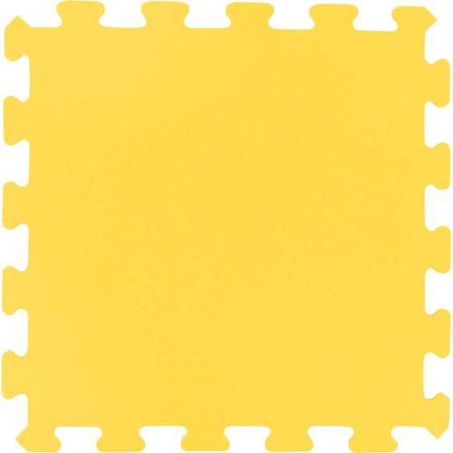 Emborrachado Tatami Amarelo 50X50X10MM