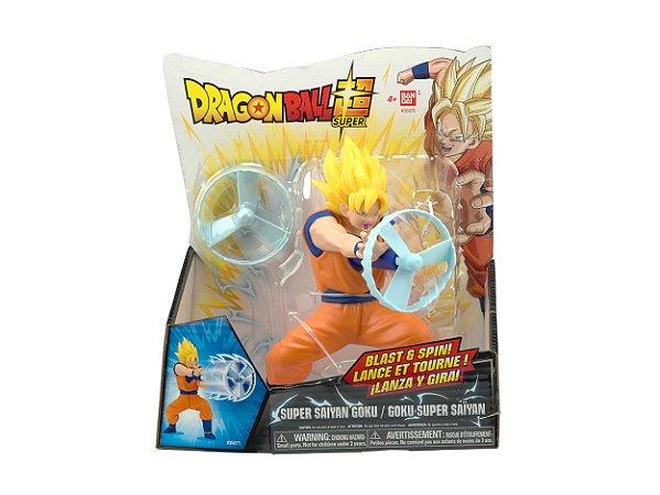 Boneco Circulo de Fogo Dragon Ball Barao