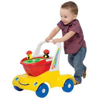 Bebê Passeio Didático - Merco Toys