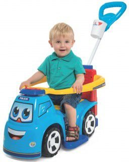 Big Truck Polícia - Merco Toys