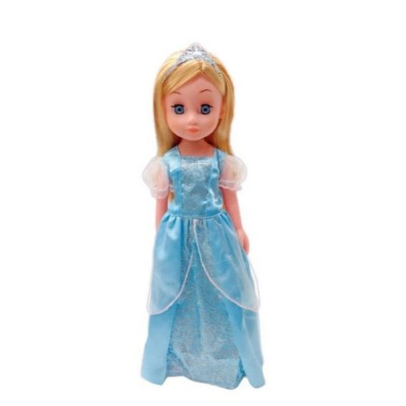 Boneca Princesa Flora ZP00212 - Zoop Toys
