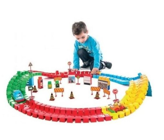 Pista Race Tracks Bell Toy