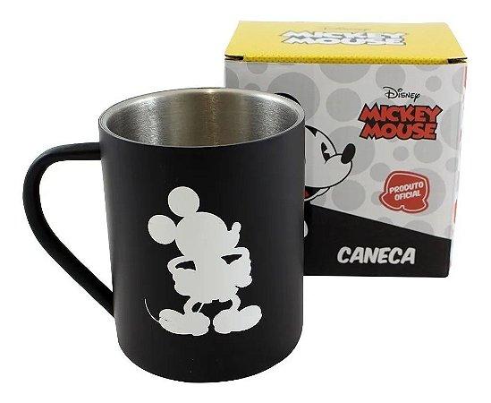 Caneca Zona Criativa de Aço - Mickey