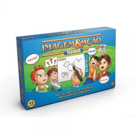 Jogo Imagem e Ação Junior 1710 - Grow