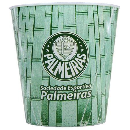 Balde Para Pipoca Palmeiras Allmix