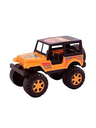 Jeep Rodão - Diverplas